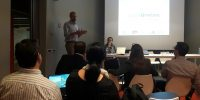 First Trainers Lab held in Lomazzo (Como), Italy