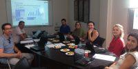 Second Trainers Lab Yasar University, Izmir, Turkey